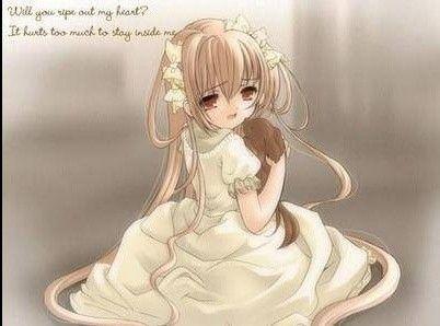 Fun manga page 4 - Image manga triste ...